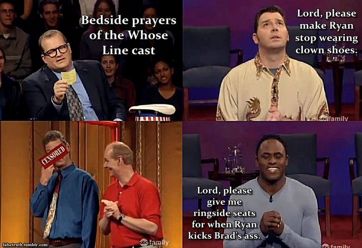 Fuck Yeah, Whose Line! : Photo