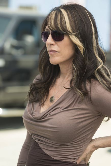 Gemma Teller Morrow.....her hair is always looking fabulous!