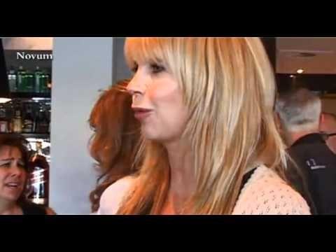 Im März 2012 kehrt die niederländische Moderatorin ins deutsche Fernsehen…