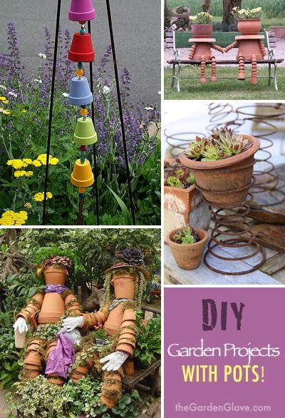 Backyard Garden Tutorial : Best images about flower planters ideas and backyard