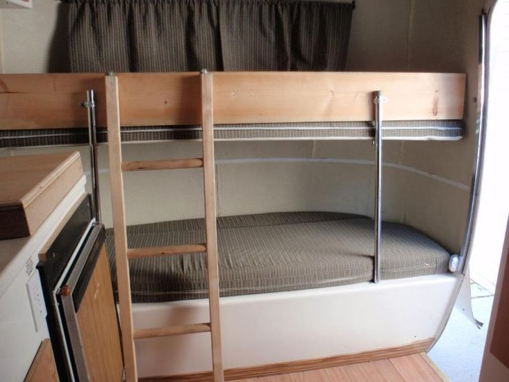 Excellent Hybrid Campers With Bunk Beds  Home Design Ideas