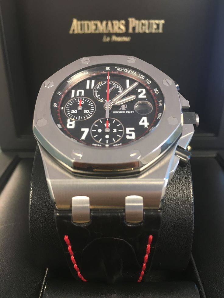 Best 20 audemars piguet ideas on pinterest luxury watches for men hublot chronograph and for Royal oak offshore vampire