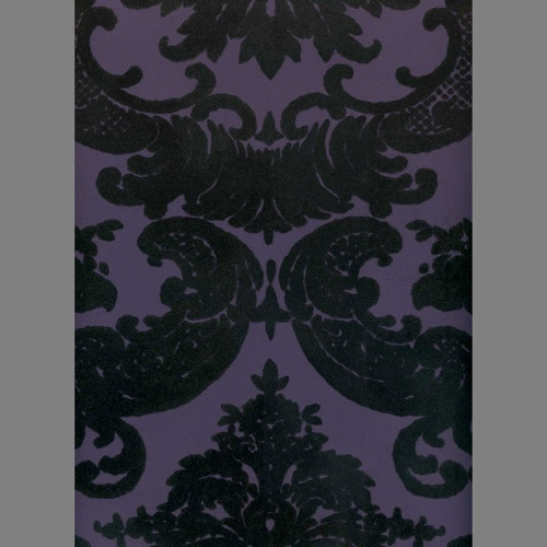 17 Best Images About Flocked Velvet Victorian Wallpapers