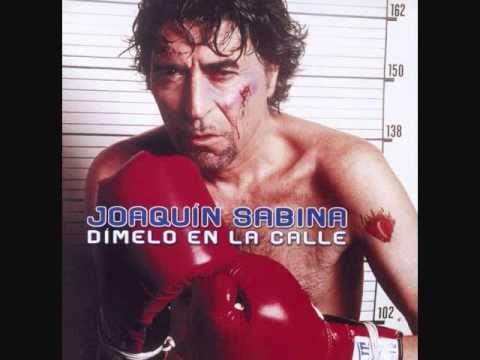 No permita la virgen - Joaquin Sabina