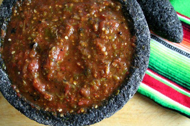 Tio Benito's Green Chile Salsa