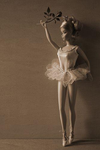 Barbie Ballerina versione con puntini rossi late issue