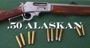 The .50 Alaskan Lever Action Rifle is Perfect for Extreme Bear Country [VIDEO]