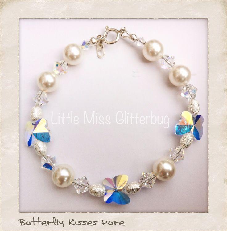 Butterfly Kisses Pure Bracelet
