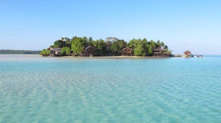 Lokasi : resort di nabuco island, berau - kalimantan timur. Indonesia.