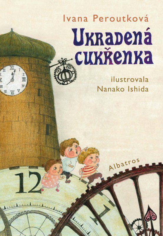 Ukradená cukřenka | Knihy.cpress.cz