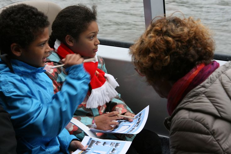 Adventure on the Thames: A fun-packed cruise on the Thames River during which the whole family will see some of London's most iconic monuments