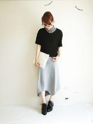服:ナチュラル(グレース) モデル:ストレート(ナチュラル)                   さりげない高級感を♪ファストファッションを安っぽく見せないコツ - NAVER まとめ