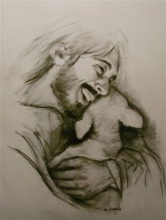 Laughing Jesus by 4shawnie MY FAVORITES ON ETSY.COM…