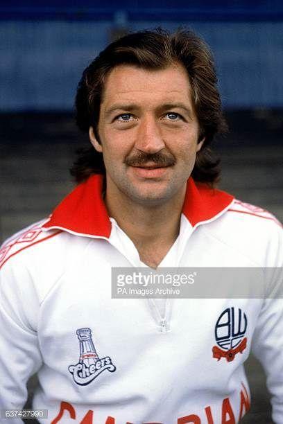 Frank Worthington Bolton Wanderers