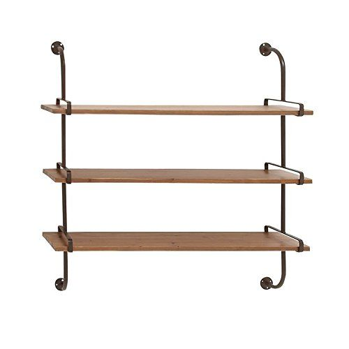 Industrial Shelving Unit - under $100