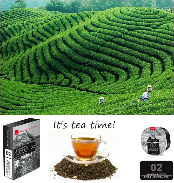Capsules on Air® #02 Malaysian Black Tea