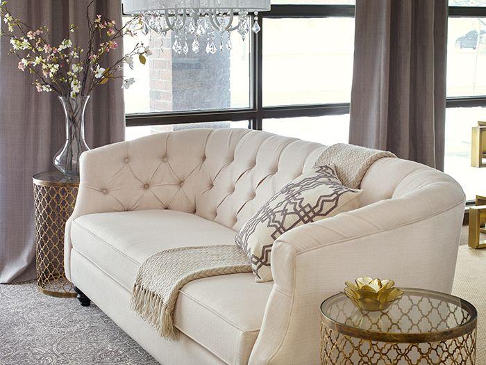 Cassandra Sofa | Living Room Decor