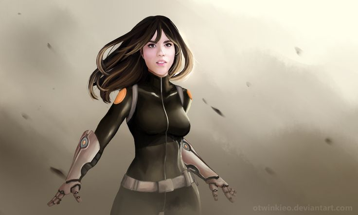Marvel's Agents of SHIELD- Skye as Daisy Johnson || by oTwinkieo || #fanart