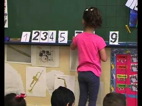 orden de números