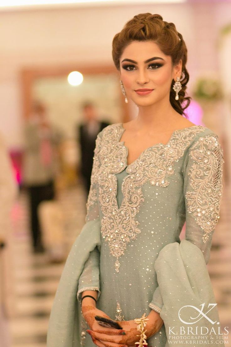 Party makeup, K bridals photography. #pakistanidress