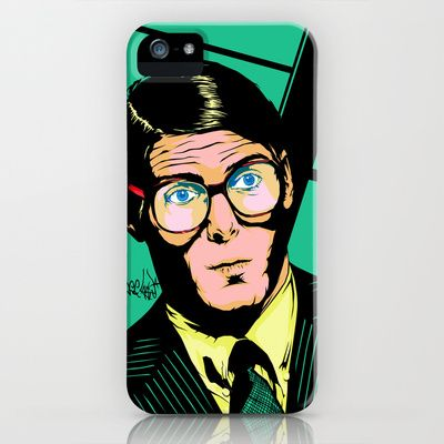 Kent iPhone & iPod Case by Vee Ladwa - $35.00