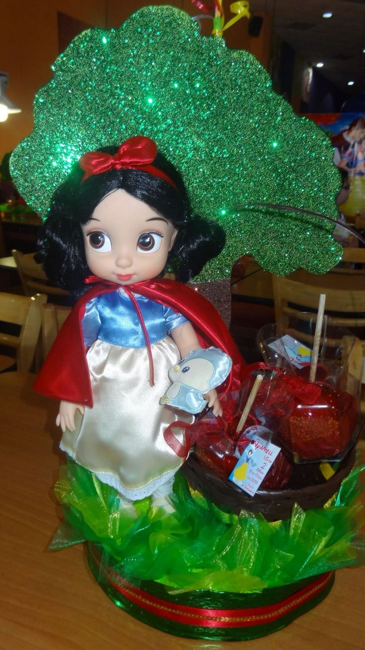 Ideas about snow white centerpiece on pinterest
