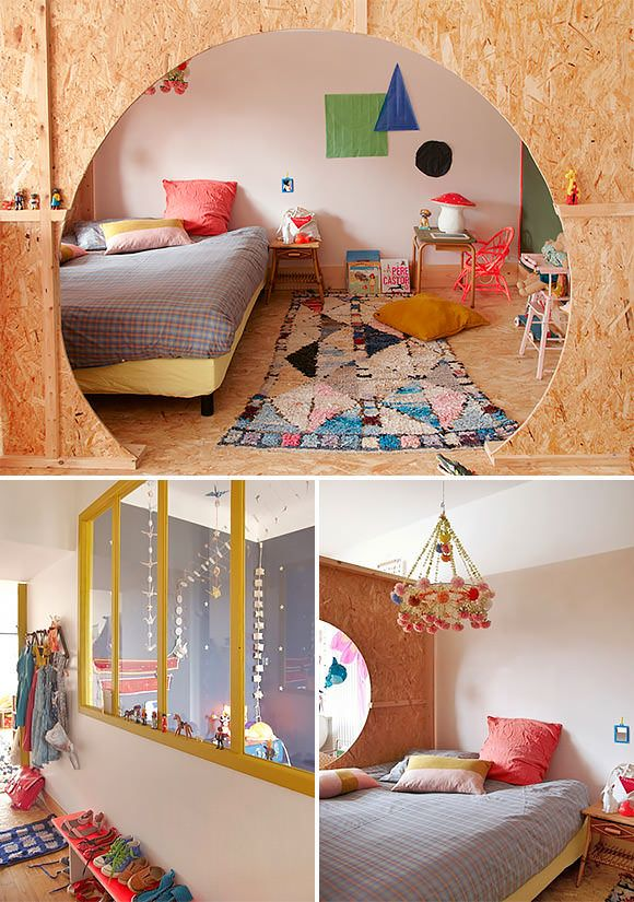 fun kid's room via the socialite family