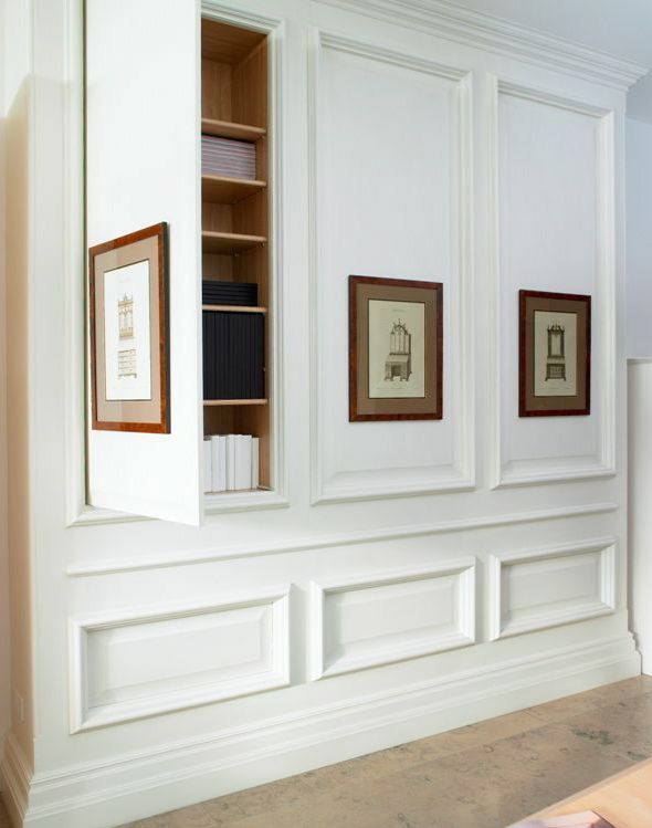 like this idea for a linen closet!