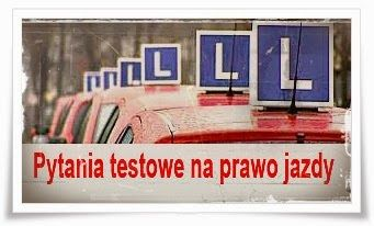 ELCAR-Gdyńska Szkoła Jazdy prawo jazdy : Pytania testowe na prawo jazdy. Baza pytań na praw...