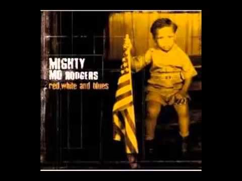 "Mighty Mo Rodgers    "" The Boy Who Stole The Blues """