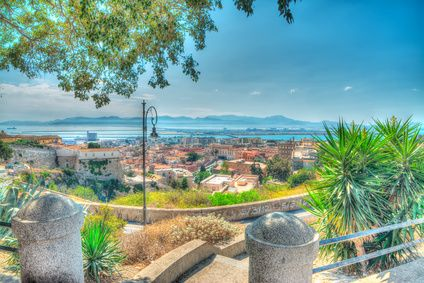 """For the programme """"Discovering Cagliari"""", today we suggest you a panoramic walk to Buon Cammino to enjoy a unique sight of the whole city."""