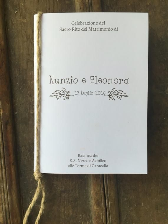 Libretto Messa Wedding Cards Against Humanity My Wedding