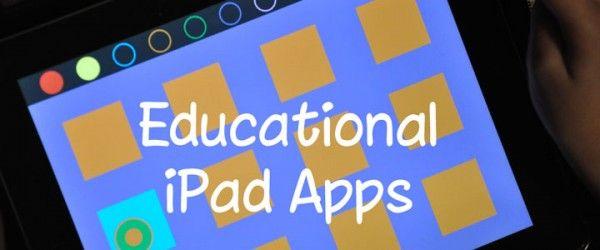 Educational iPad appsLearning Ipad, Summer App, Education App, Apps, Education Ipad, Ipad Learning, App Summer, Ipad App, Summer 2011