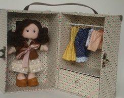 maleta cartonagem boneca - Pesquisa Google