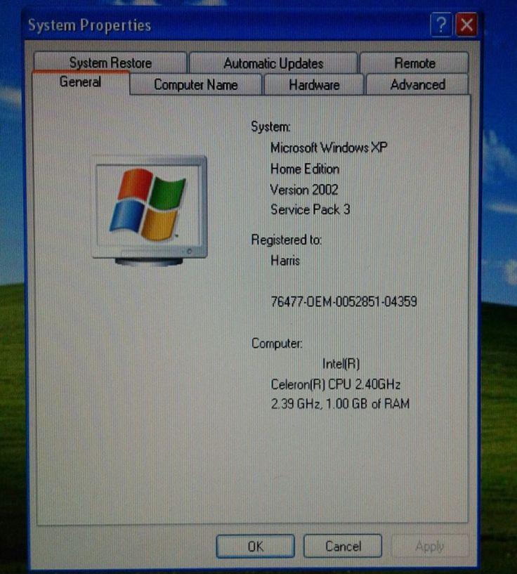 100+ Best Computer Windows Xp Home Edition – Home Exsplore
