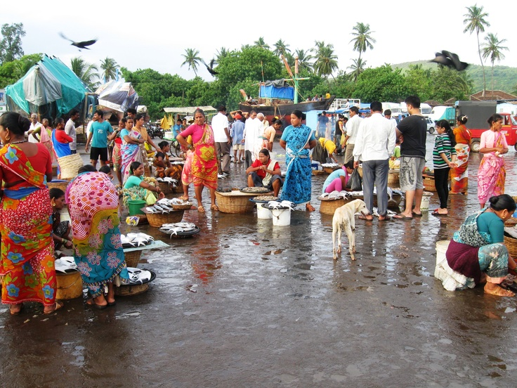 19 best images about konkan pictures on pinterest for Village fish market