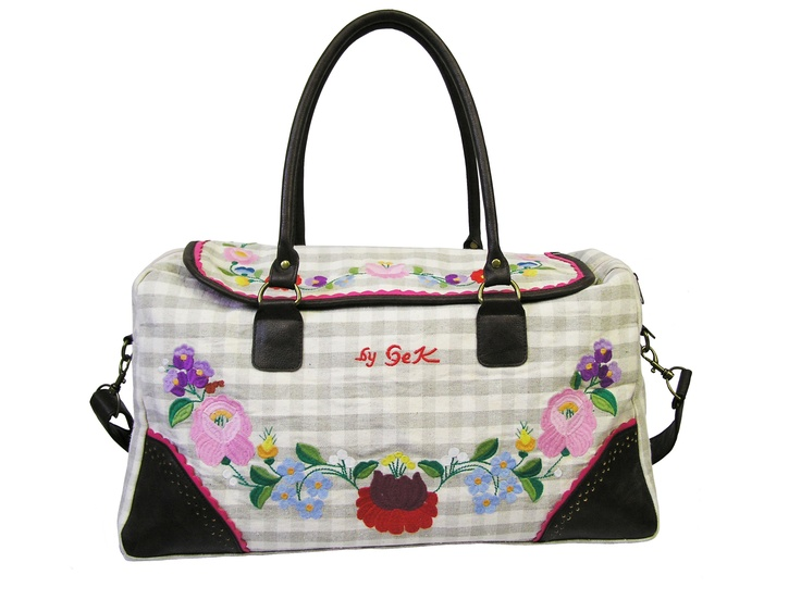 I love this bag!  www.bygek.com