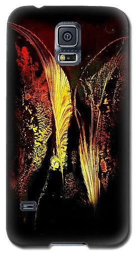 Light Fantasy Galaxy S5 Case Printed with Fine Art spray painting image Light Fantasy by Nandor Molnar (When you visit the Shop, change the orientation, background color and image size as you wish)