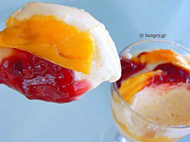 Mango Yogurt Mousse