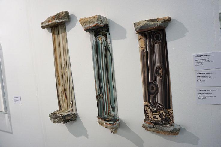"""Conteined entropy"", Leyla Cárdenas at #Dix9 #Gallery #Crossroads #London #Arte #Art #ContemporaryArt #ArteContemporáneo #ArtFair #CrossroadsArtShowLondon #FriezeWeek #Arterecord 2016 https://twitter.com/arterecord"