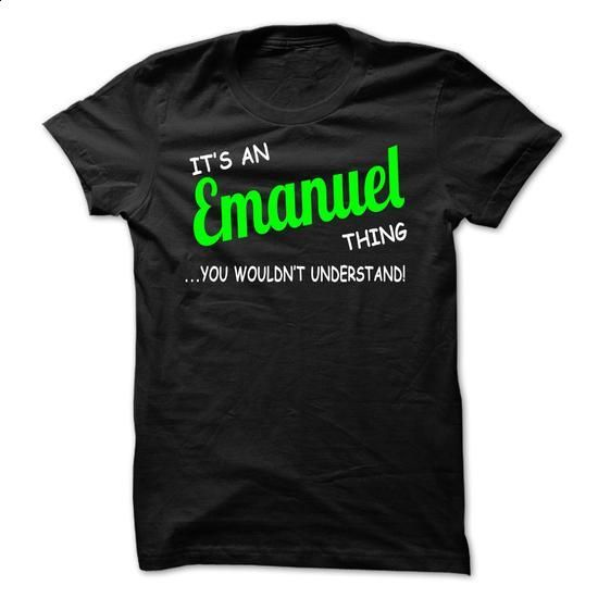 Emanuel thing understand ST420 - #tshirt style #sudaderas hoodie. I WANT THIS => https://www.sunfrog.com/LifeStyle/Emanuel-thing-understand-ST420.html?68278