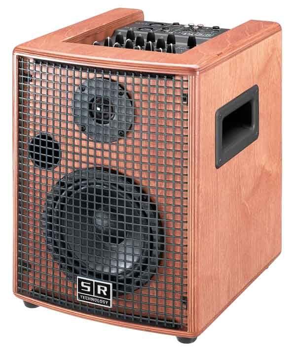 SR Technology JAM 90 -  My ampli Electro-Acoustique  dorénavant commercialisés sous la marque Schertler.