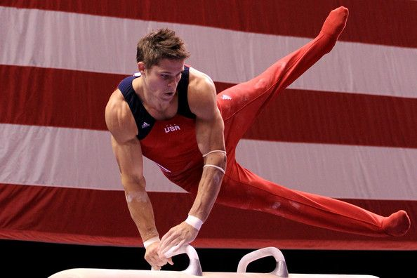 Those muscles ♥ So sad he didn't make the Olympic team Chris Brooks