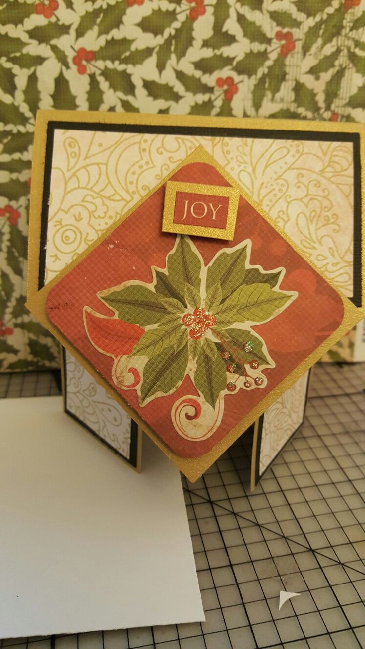 best dutch fold card images on pinterest folded cards fancy