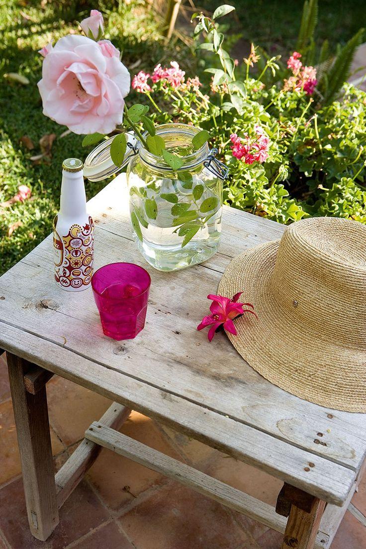 15 ideas para llevar la primavera a tu casa · ElMueble.com · Escuela deco