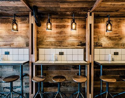 """Check out new work on my @Behance portfolio: """"The Birra bar"""" http://be.net/gallery/52701397/The-Birra-bar"""
