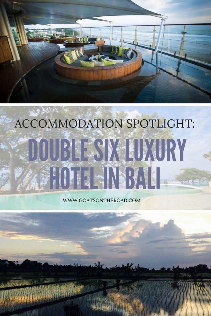 Accommodation Spotlight: Double Six Luxury Hotel in Bali | Best Hotel In Bali | Were To Stay In Bali | Luxury Accommodation in Bali | Double Six Hotel Review