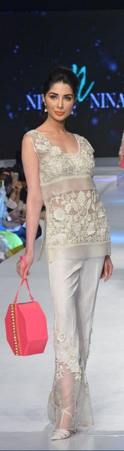 PFDC Sunsilk Fashion Week 2015 #nickie&Nina Collections