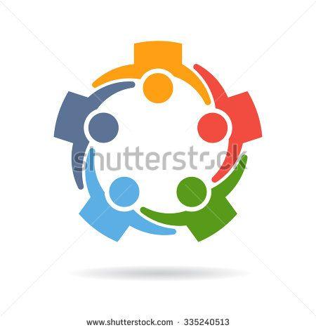 Teamwork people web summit logo