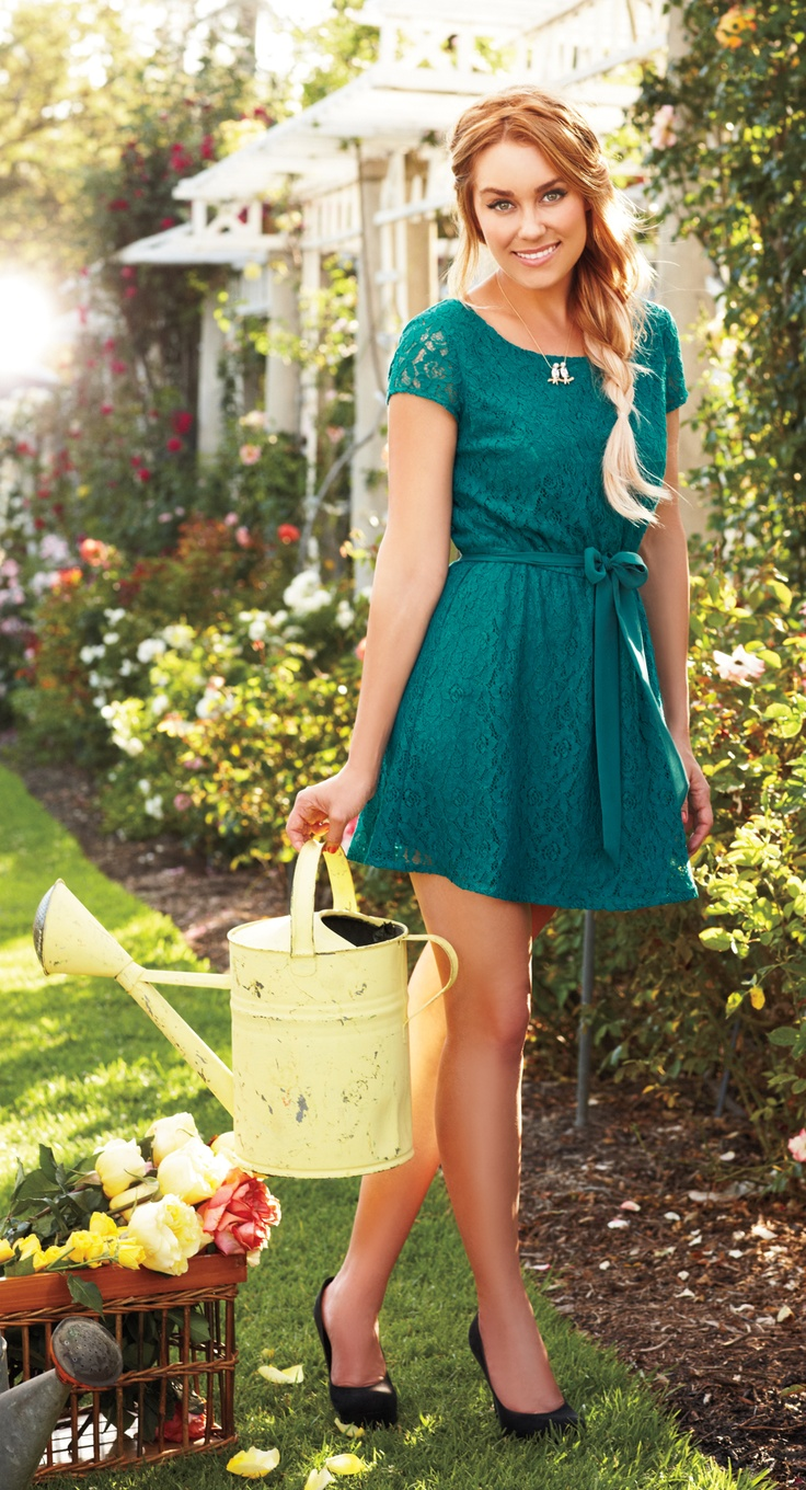 """This is my new go-anywhere dress. It's perfect for any occasion."" - Lauren Conrad #CelebFaves #LCKohlsFav #Kohls"